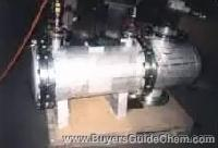 pipe bundle - heat exchanger