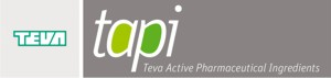 Logo of Teva Pharmaceutical Industries Ltd., A.P.I. Division (TAPI)