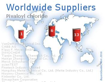 Pivaloyl chloride | 3282-30-2 supplier and manufacturer
