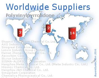 Polyvinylpyrrolidone | 9003-39-8 suppliers - BuyersGuideChem